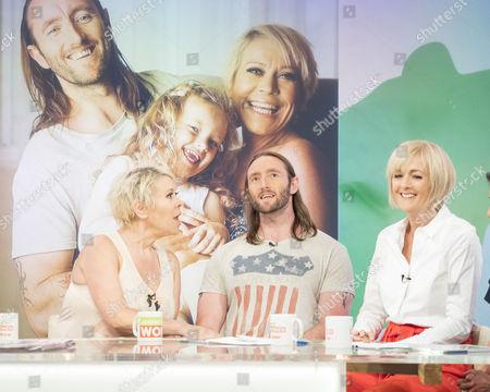 Editorial picture of 'Loose Women' TV show, London, UK - 06 Jun 2017