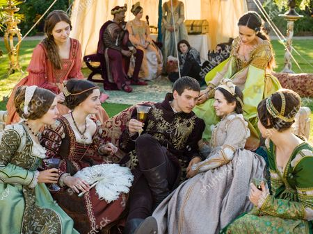 """Editorial picture of """"The White Princess"""" TV Series - 2017"""