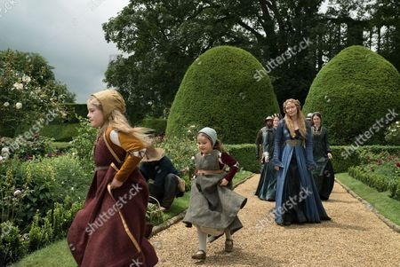 "Editorial picture of ""The White Princess"" TV Series - 2017"
