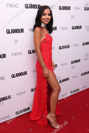 Editorial photo of Glamour Women Of The Year Awards, Arrivals, Berkeley Square Gardens, London, UK - 06 Jun 2017