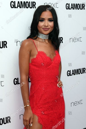 Editorial picture of Glamour Women Of The Year Awards, Arrivals, Berkeley Square Gardens, London, UK - 06 Jun 2017