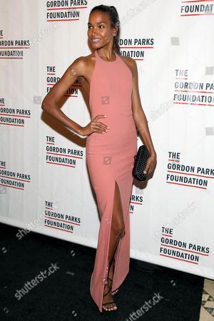 Editorial picture of The Gordon Parks Foundation Awards Dinner and Auction, Arrivals, New York, USA - 06 Jun 2017