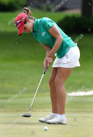 Editorial picture of LPGA Tour Golf, Ann Arbor, USA - 28 May 2017