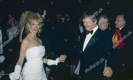 Editorial picture of American Cancer Society Ball, Washington, DC, USA - 18 May 1987
