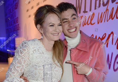 Stock Image of Sharon Maguire, Olly Alexander