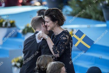 Tobias Billström, Anna Kinberg Batra,