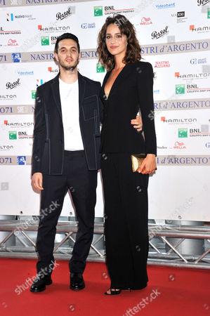 Giacomo Ferrara and Valentina Belle