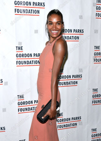 Editorial photo of The Gordon Parks Foundation Awards Dinner and Auction, Arrivals, New York, USA - 06 Jun 2017