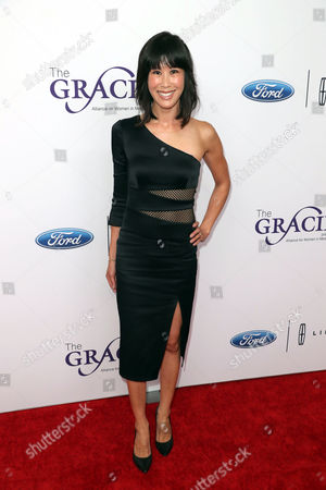 Editorial image of The 42nd Annual Gracie Awards Gala, Arrivals, Los Angeles, USA - 06 Jun 2017