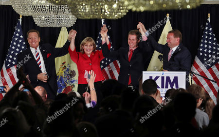 Editorial image of Election New Jersey Governors Race, Long Branch, USA - 06 Jun 2017
