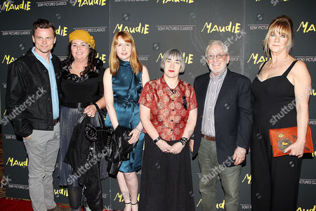 Guy Godfree, Mary Sexton, Susan Mullen, Aisling Walsh, Bob Cooper, Mary Young Leckie