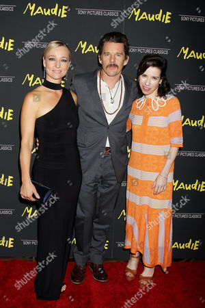 Kari Matchett, Ethan Hawke and Sally Hawkins