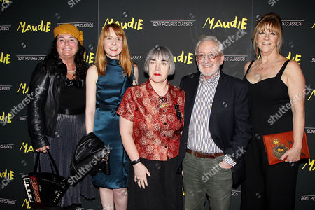 Mary Sexton, Susan Mullen, Aisling Walsh, Bob Cooper, Mary Young Leckie