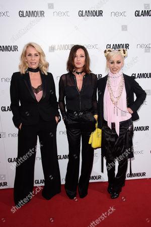 Sarah Dallin, Keren Woodward and Siobhan Fahey (Bananarama)