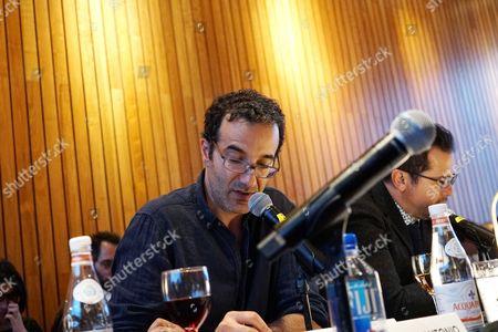 Stock Photo of Jad Abumrad