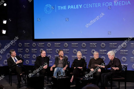 Editorial picture of PaleyLive NY Presents - All You Need is the Summer of Love, New York, USA - 06 Jun 2017