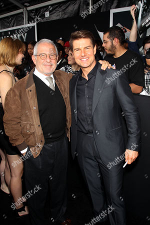 Ronald Meyer (Vice Chairman of NBCUniversal), Tom Cruise