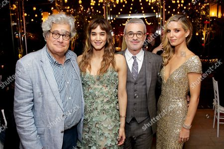 Sean Daniel (Producer), Sofia Boutella, Alex Kurtzman (Director), Annabelle Wallis