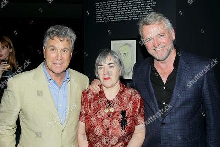 Tom Bernard, Aisling Walsh (Director), Aidan Quinn