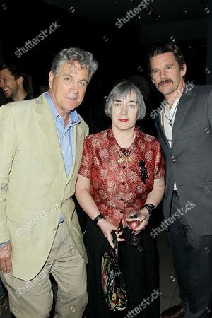 Tom Bernard, Aisling Walsh (Director), Ethan Hawke