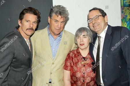 Ethan Hawke, Tom Bernard, Aisling Walsh (Director), Michael Barker