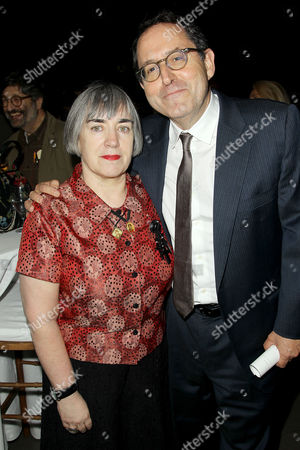 Stock Picture of Aisling Walsh (Director), Michael Barker
