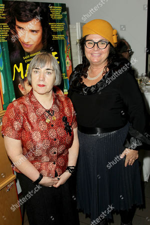 Stock Image of Aisling Walsh (Director), Mary Sexton (Producer)