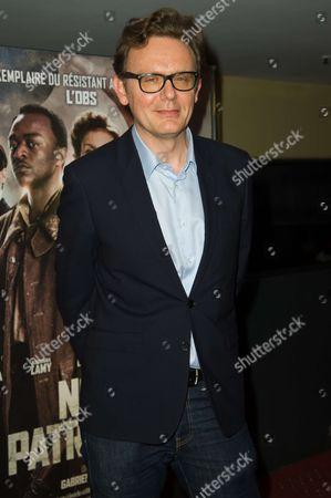 Editorial picture of 'Nos Patriotes' film premiere, Paris, France - 06 Jun 2017