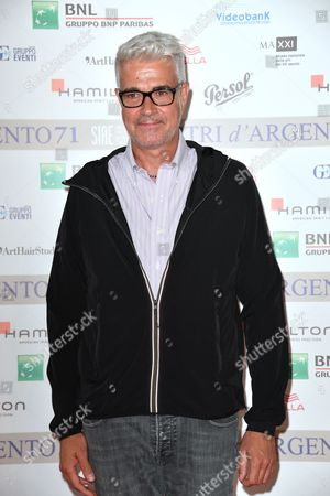 Editorial photo of Nastri d'Argento nominations, Rome, Italy - 06 Jun 2017