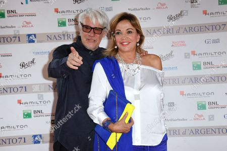 Ricky Tognazzi, Simona Izzo