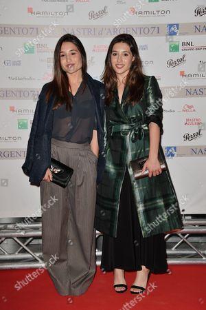 Angela and Marianna Fontana