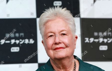 """Director Eleanor Coppola attends a press conference for her film """"Paris Can Wait"""", in Tokyo"""