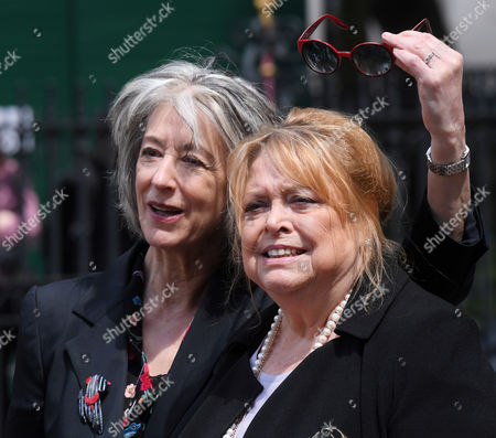 Lynda Baron and Maureen Lipman