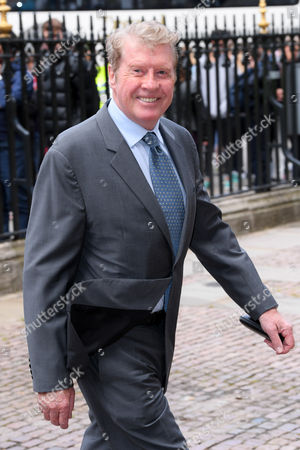 Stock Picture of Michael Crawford