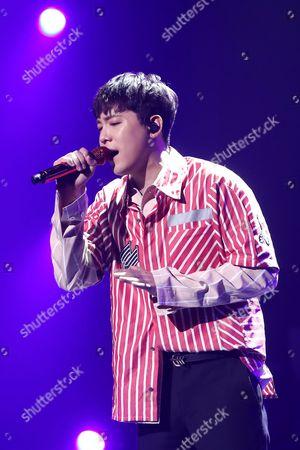 Editorial picture of FT Island's 10th debut anniversary, Seoul, Korea - 07 Jun 2017