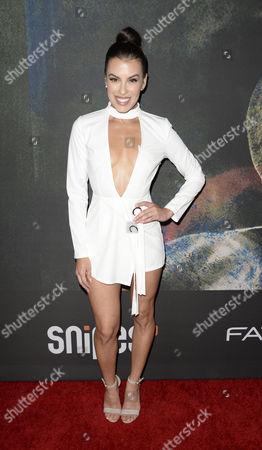 Stock Image of Sandra Hinojosa