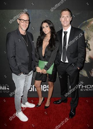 Joey McFarland, Brittany Furian, Andrew Listerman
