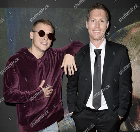 Stock Image of Cal Scruby, Andrew Listerman
