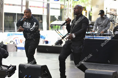 Naughty By Nature - Vin Rock and Treach