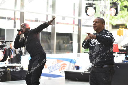 Naughty By Nature - Treach and Vin Rock