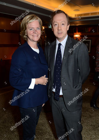 Stock Picture of Ruth Kennedy and Geordie Greig