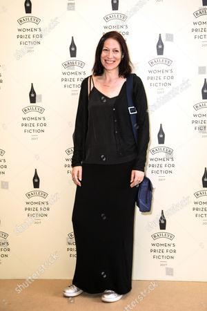 Editorial photo of Baileys Women's Prize for Fiction, London, UK - 07 Jun 2017