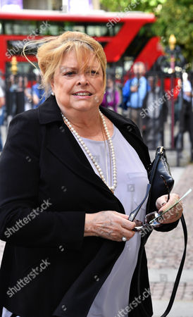 Stock Picture of Lynda Baron