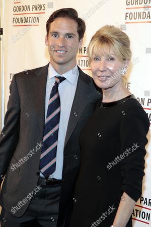 Peter Kunhardt and Diana Revson