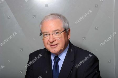 Stock Image of Jean-Paul Huchon