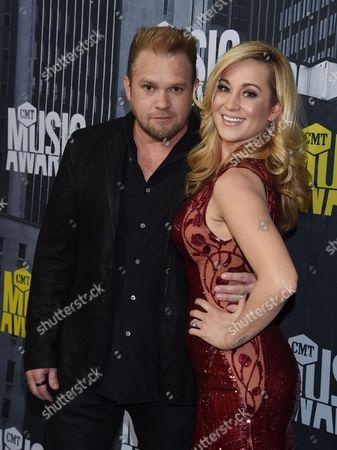 Kellie Pickler and Kyle Jacobs