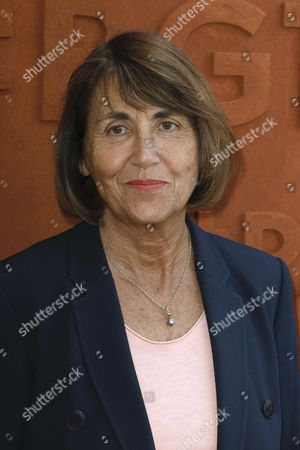 Stock Image of Christine Albanel