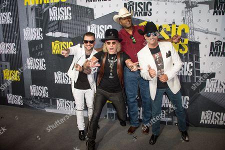 DJ Sinister, Big Kenny, Cowboy Troy, and John Rich