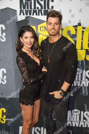 Stock Image of Guest and Luke Pell