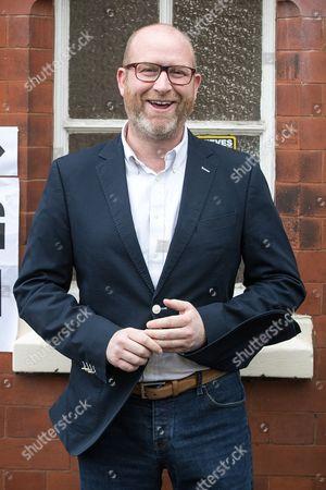 Editorial photo of UK General Election, polling day, Congleton, UK - 08 Jun 2017